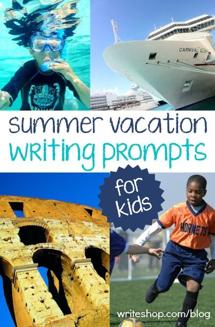 a essay on summer vacations