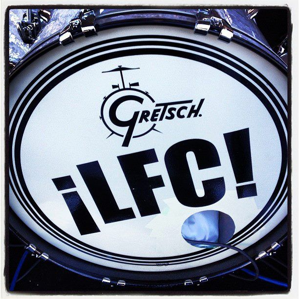 LFC and Gretsch
