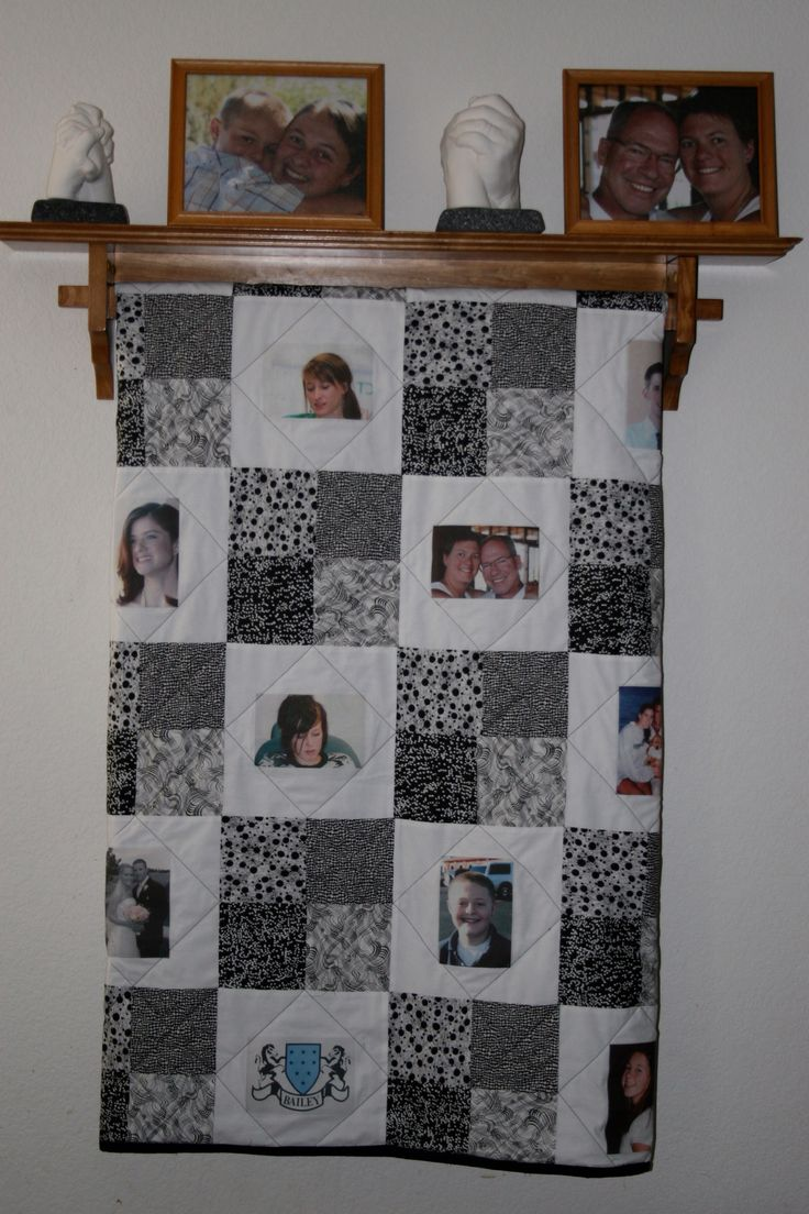 Best 25 Photo Quilts Ideas On Pinterest Photo Blanket