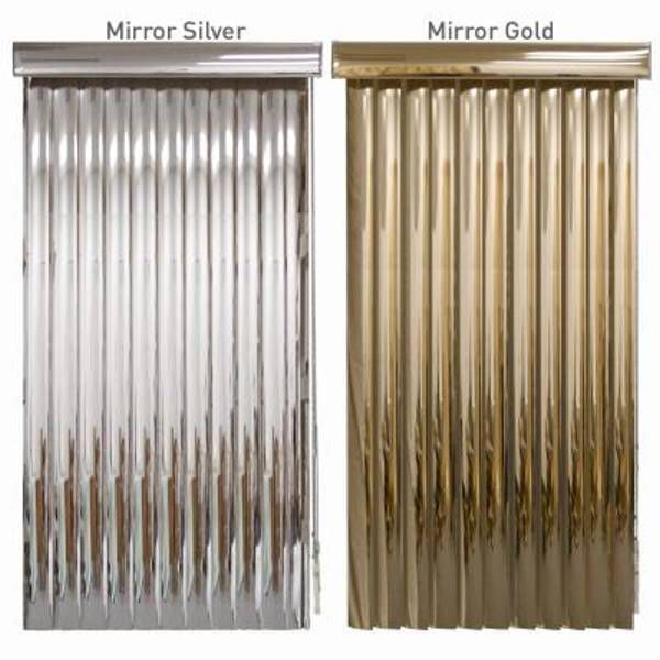 Blindden Mirror Vinyl Vertical Blinds Custom Sizes Reflective Gold Silver Home Garden Window Treatments H Mirror Vinyl Vertical Blinds Shades Blinds
