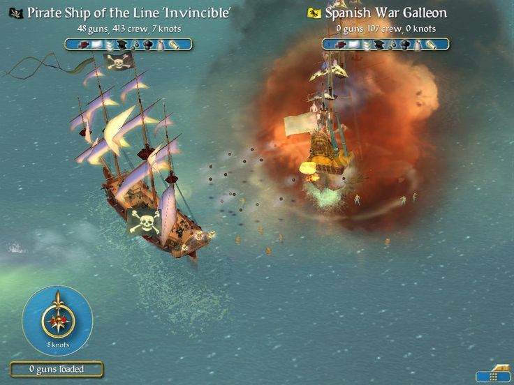 Save 75% on Sid Meier's Pirates! on Steam
