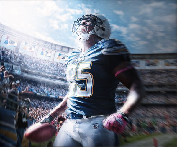 San Diego Chargers Antonio Gates: 256 Best San Diego Chargers Images On Pinterest