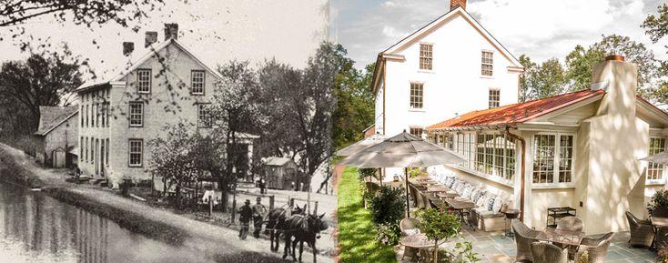 The Golden Pheasant Inn --PA