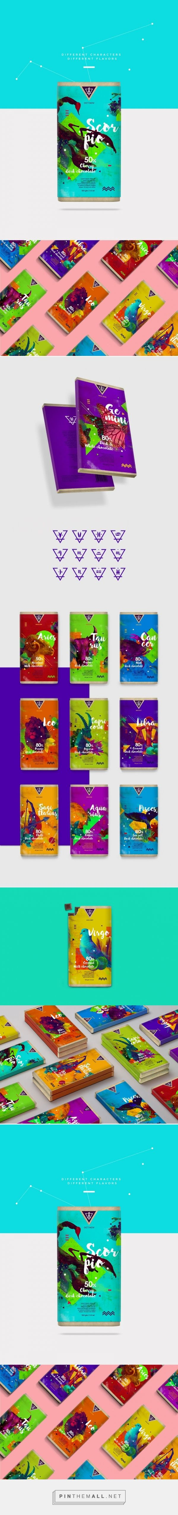 Eight Chocolate (Concept) - Packaging of the World - Creative Package Design Gallery - http://www.packagingoftheworld.com/2017/04/eight-chocolate-concept.html