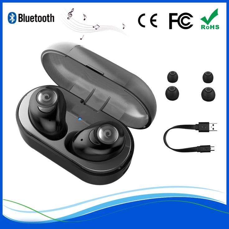 best bluetooth in ear headphones with mic