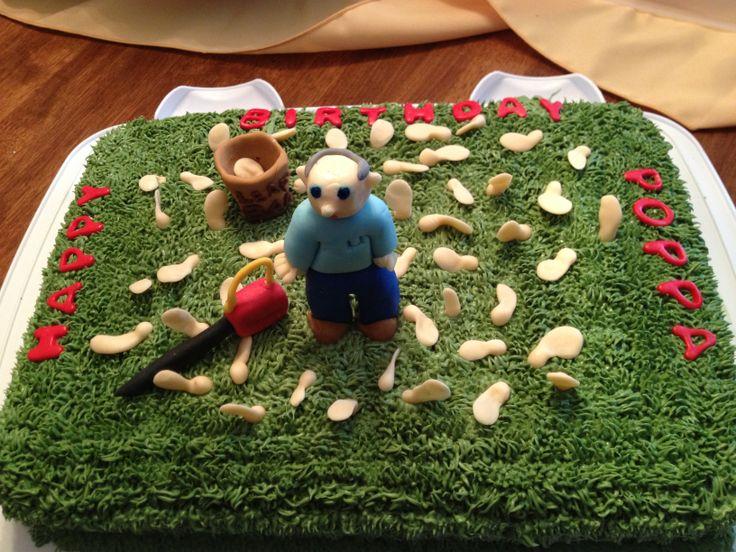 Handy Man's cake