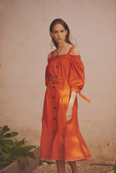 See the full Spring 2018 collection from Derek Lam 10 Crosby.