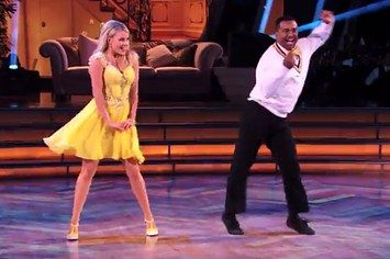 """Alfonso Ribeiro Finally Did """"The Carlton"""" On """"DWTS"""" And It Was Glorious"""