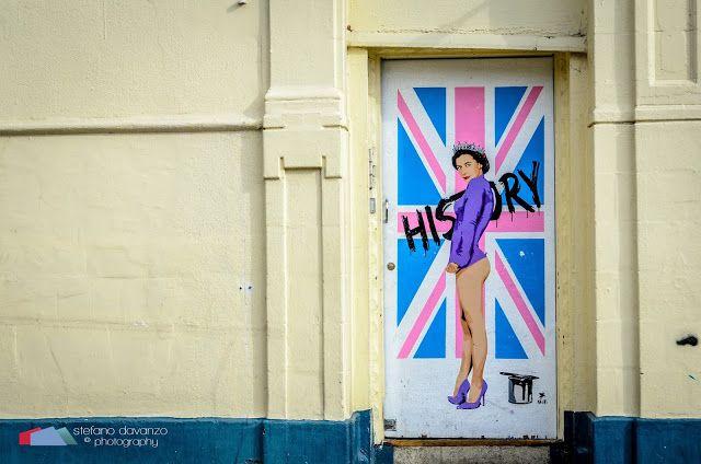 Stefanodav's Shot-Blog: That door... #london #londra