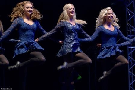Ирландский танец костюм фото