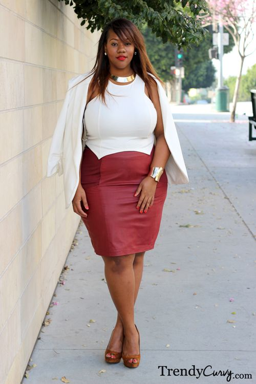 Trendy Curvy Plus Size Fashion Plus Size Fashion Style Inspiration Pinterest Inspiration