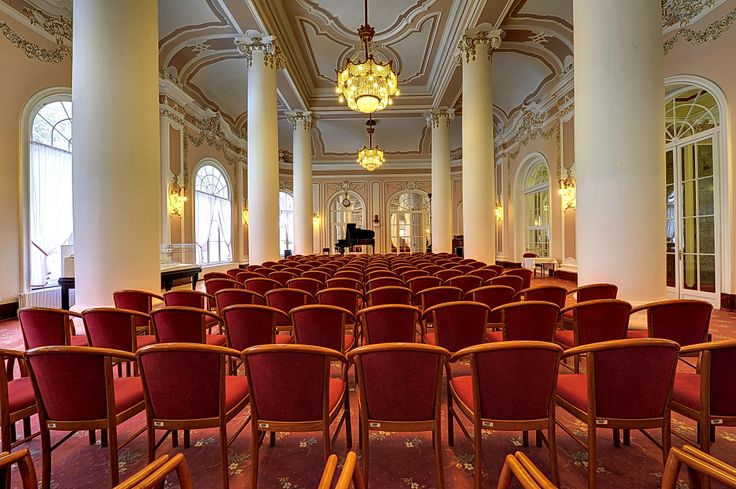 Radium Palace - Concert Hall