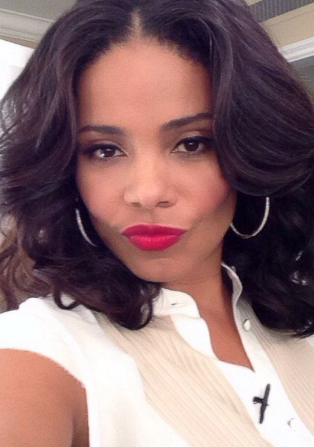 hair style wigs sanaa lathan she just don t i can stand in for at 9224