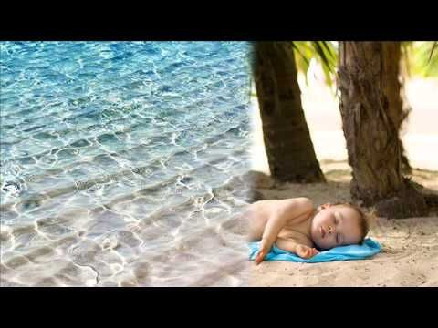Zvuk mořských vln, bílý šum - spánek pomoc