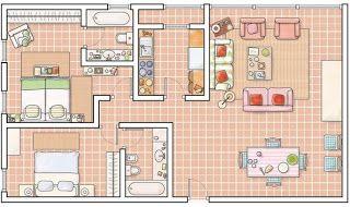 Planos de casas modelos y dise os de casas planos for Disenos de casas de campo pequenas