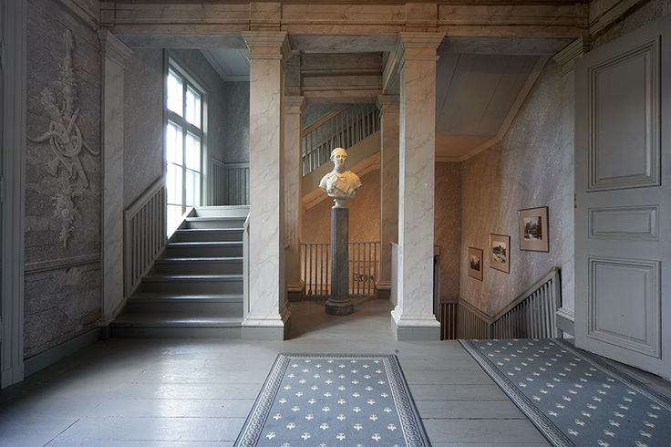 Linnan alakerran aula #mustionlinna #svatåmanor #visitsouthcoastfinland #Finland