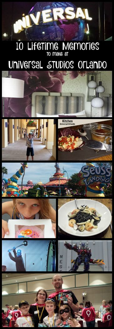 10 Lifetime Memories to Make at Universal Studios Orlando - Family Friendly Vacation Ideas