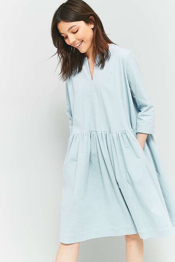 Peter Jensen Classic Smock Dress -Urban Outfitters