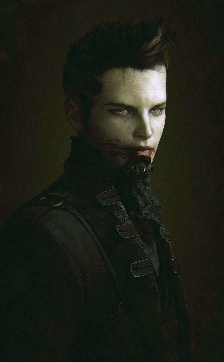 276 best Vampires & Gothic Art images on Pinterest | Dark ...