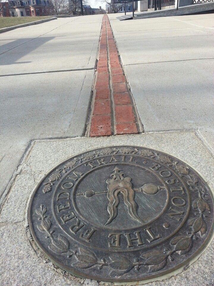 The Freedom Trail in Boston MA 31