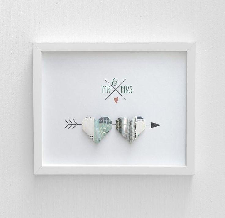 ber ideen zu geld falten hochzeit auf pinterest. Black Bedroom Furniture Sets. Home Design Ideas
