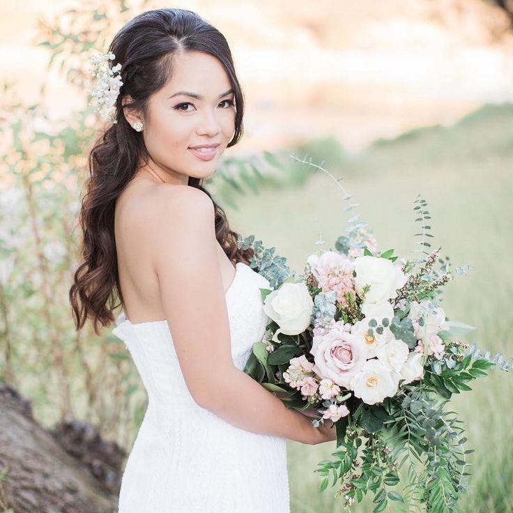 20 Hochzeitsfrisuren mit Zöpfen für einen wunderschönen Look in Ihrem großen Tag, wenn es & # 3 …   – Wedding