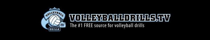 Volleyball: How to do a float serve | Volleyball Drills TVVolleyball Drills TV