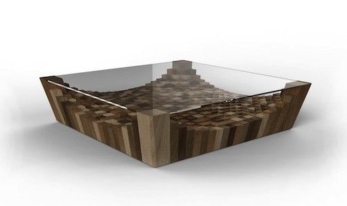 Sarrafo Coffee Table by Notus Design