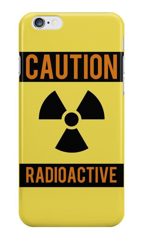 Radioactive Iphone 7 Snap People