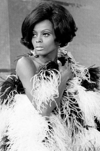 1968.  See the Queen of Motown's most glamorous looks through the years: