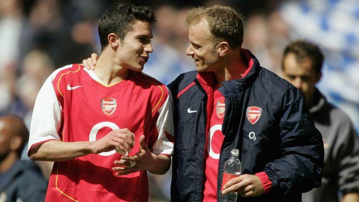 Arsenal 2004- 2012 #9ine @VanPersie