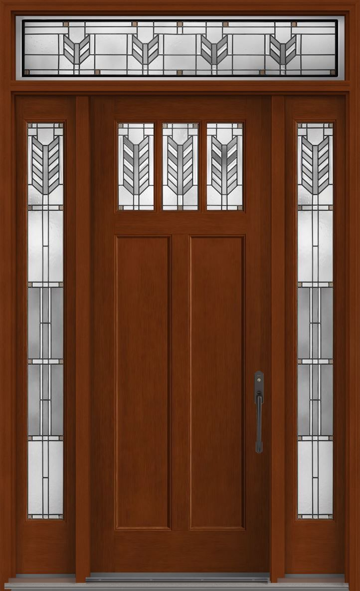 Design Your Door ThermaTru Doors Toyon Front Door Pinterest