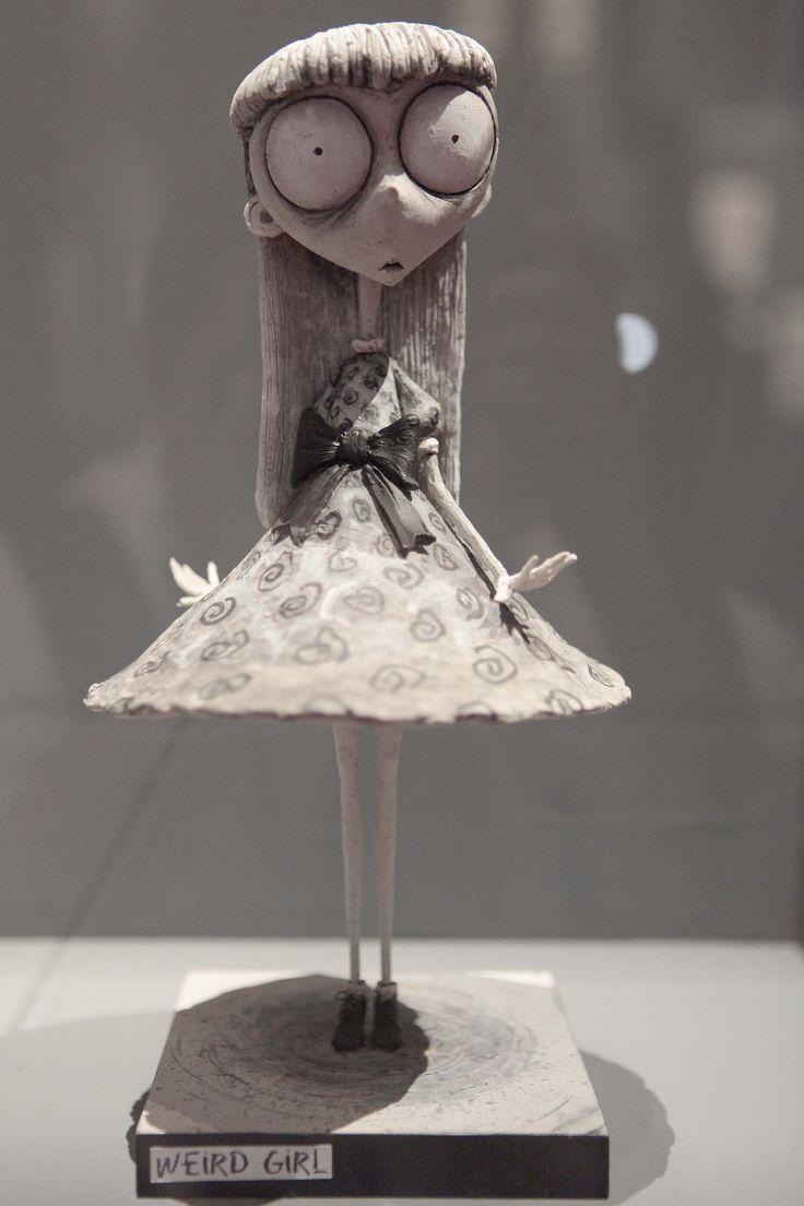 Tim Burton art