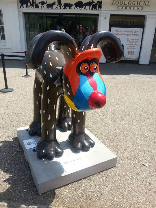 Gromit Unleashed's photos