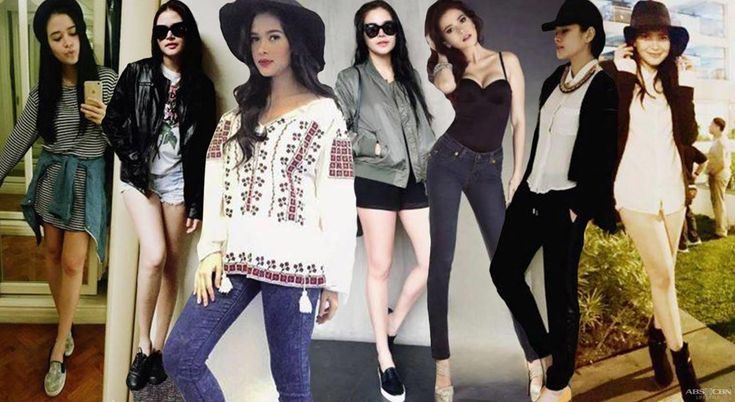 Be Dazzled: Bela Padilla's Luscious Street Look