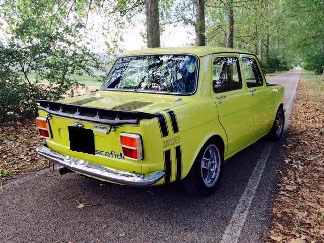 Deze Simca Rallye 2 Uit 1974 Wordt Te Koop Aangeboden In Italië Via Autoscout24 Nl En Is Volgens De Verkoper Geprepareerd Door S Auto Automobiel Vintage Auto S