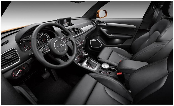 Audi Q3 Interior - 2013 SUV