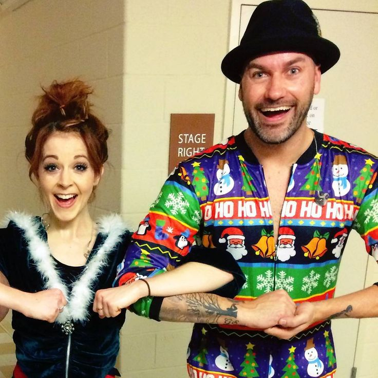 lindseystirling@imgavi just got diagnosed with Burkitt lymphoma and as a result he won't be joining us on this tour. He is my best friend and I won't let him go through this alone. I love you gavi. Please support if you can  http://e.gofund.me/2nv6ujw4