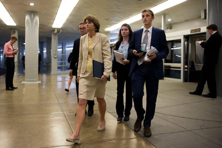 Lisa Murkowski a Swing Vote on Health Care Isnt Swayed