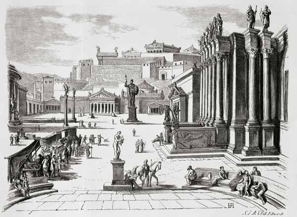 A Comparison of the Polis of Athens and the Polis of Sparta