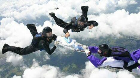 Possibly the Weirdest Sport – #Extreme #Ironing