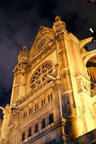 Eglise Saint-Eustache, Paris 1er