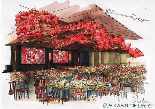 专访鹿石花艺手绘导师郑昌辉:学手绘,你可能只是少了一种态度
