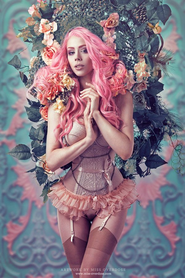 Kaleidoscopastel by Ophelia-Overdose.deviantart.com on @DeviantArt