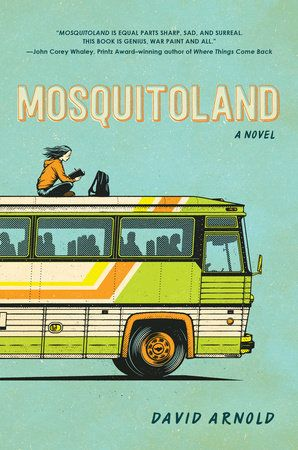 Mosquitoland by David Arnold | PenguinRandomHouse.com  Amazing book I had to share from Penguin Random House