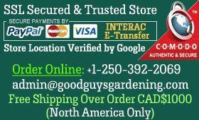 Trusted SSL Secured GoodGuysGardening.com