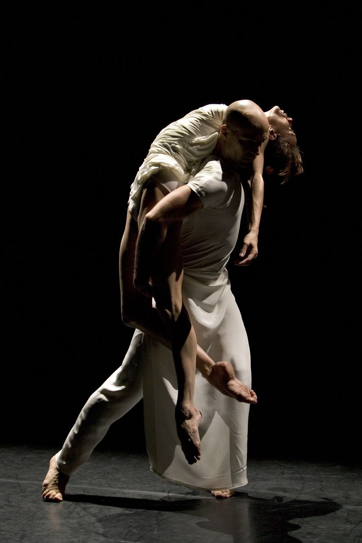 Sylvie Guillem e Russel Maliphant - PUSH (Ph. Johan Persson)