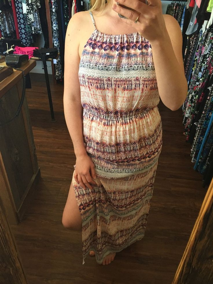 The perfect summer maxi