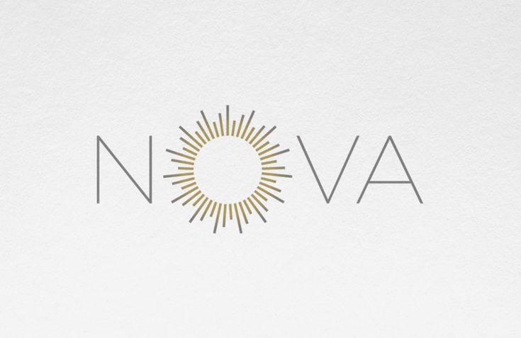 Nova Capital 'star' logo designed by The Joneses