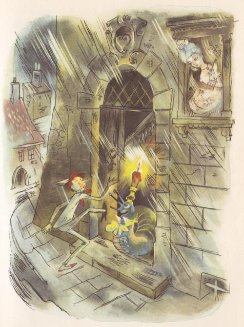 """Pinocchio"", Jan Martin Szancer, 1966"